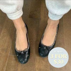 Sam Edelman Felicia flat Size 8.5 black
